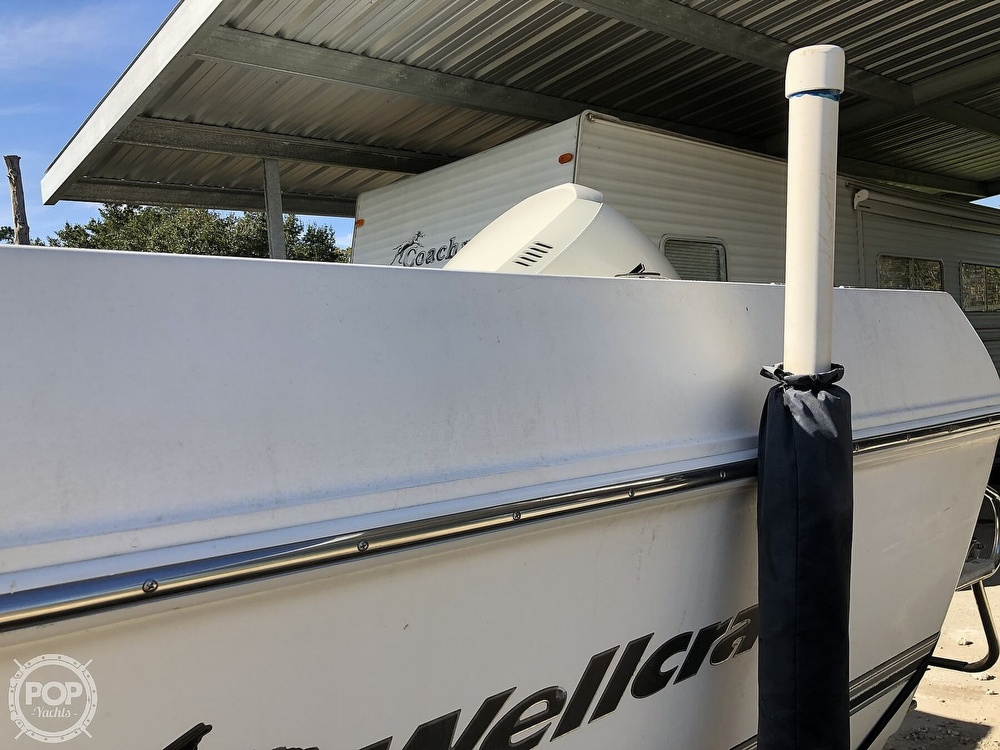 2002 Wellcraft boat for sale, model of the boat is 24 Walkaround & Image # 27 of 40