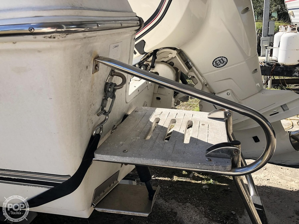 2002 Wellcraft boat for sale, model of the boat is 24 Walkaround & Image # 32 of 40