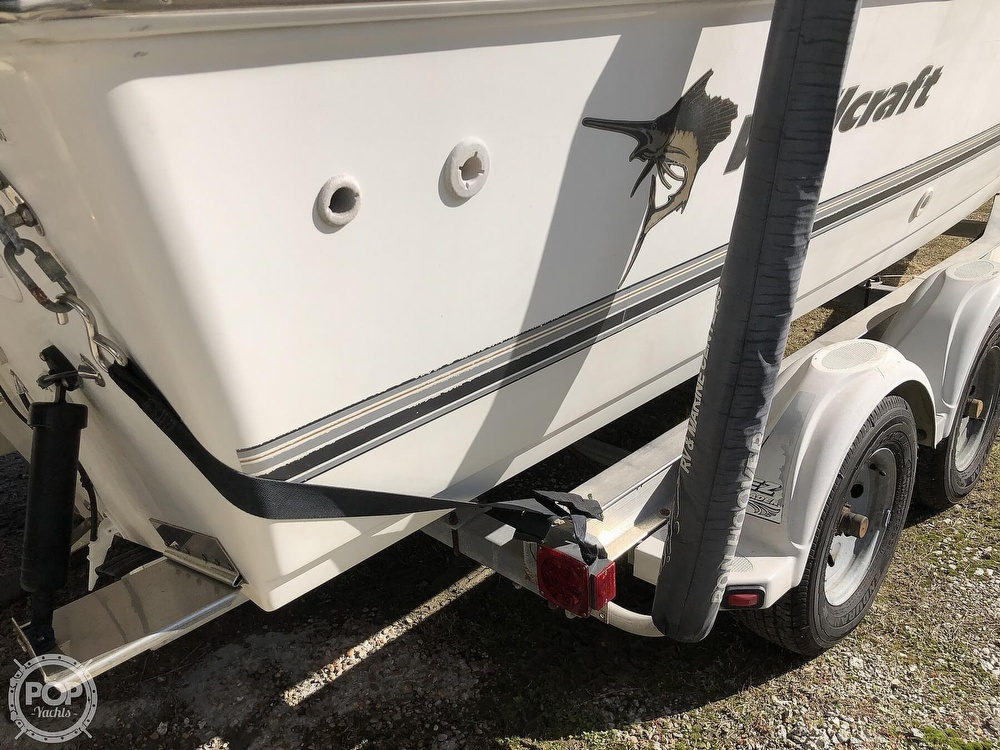 2002 Wellcraft boat for sale, model of the boat is 24 Walkaround & Image # 40 of 40