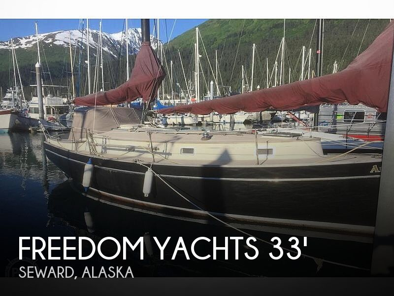 1981 Freedom Cat-Ketch 33