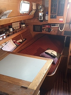 1981 Freedom Yachts boat for sale, model of the boat is Cat-Ketch 33 & Image # 5 of 17
