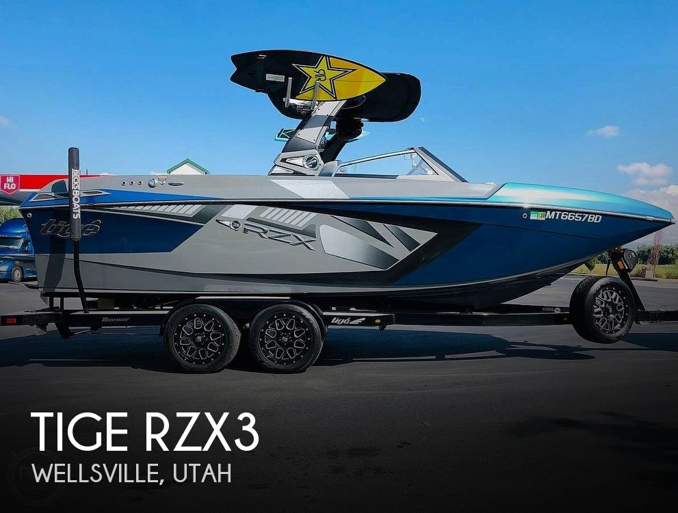 Used Boats For Sale in Ogden, Utah by owner | 2018 Tige RZX3