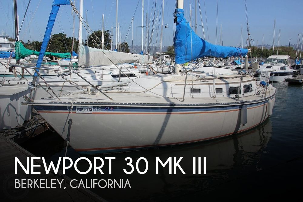 Used Newport Boats For Sale by owner | 1982 Newport 30 MK III