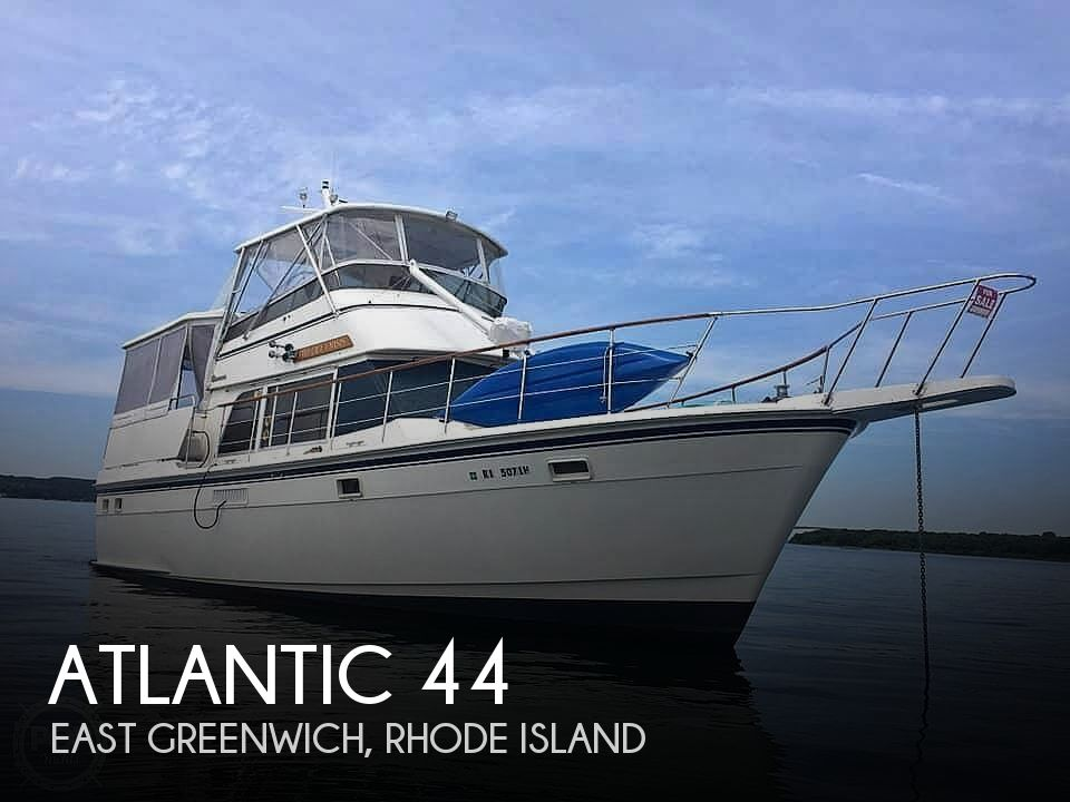 Used Atlantic Boats For Sale by owner | 1977 Atlantic 44