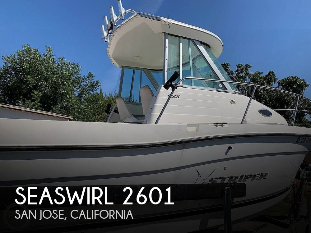 Used Boats For Sale in Salinas, California by owner | 2002 Seaswirl 2601