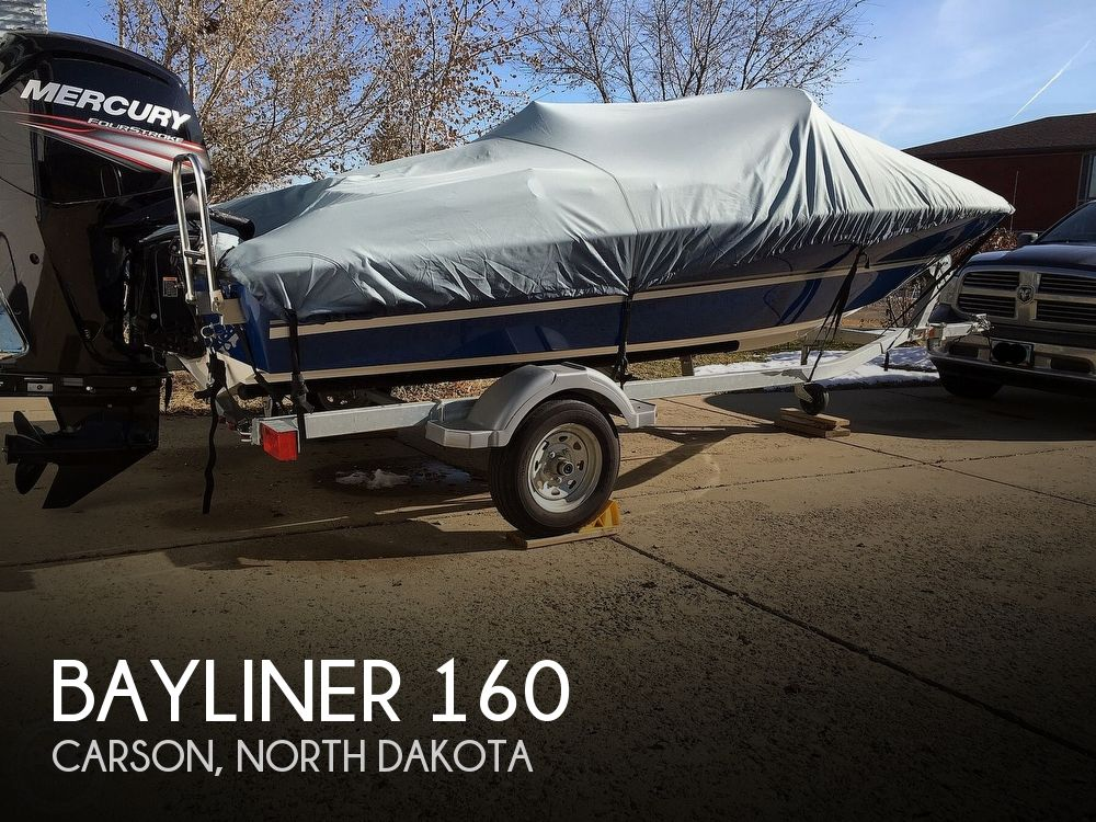 Used Boats For Sale in North Dakota by owner | 2018 Bayliner 160