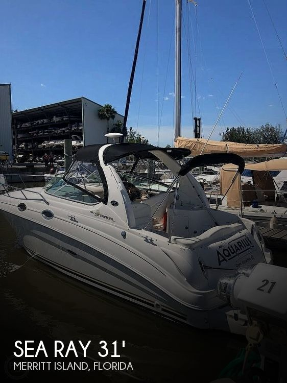 Used Sea Ray 280 Sundancer Boats For Sale by owner | 2003 Sea Ray 280 Sundancer