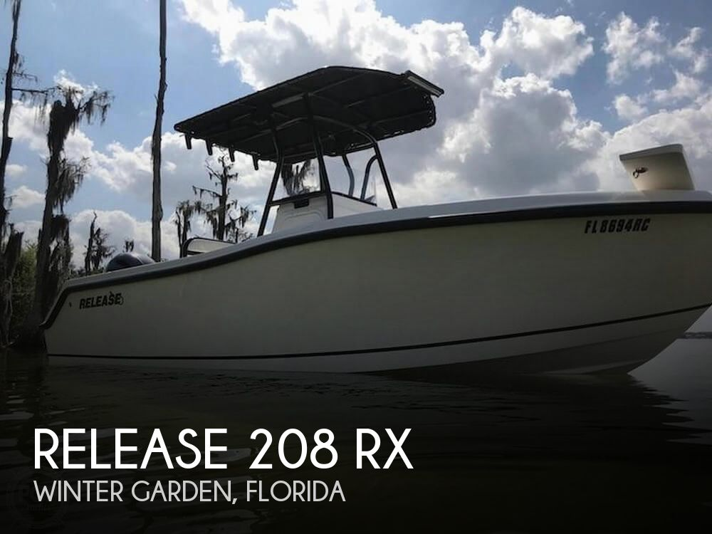 Used Release Boats For Sale by owner | 2016 Release 22