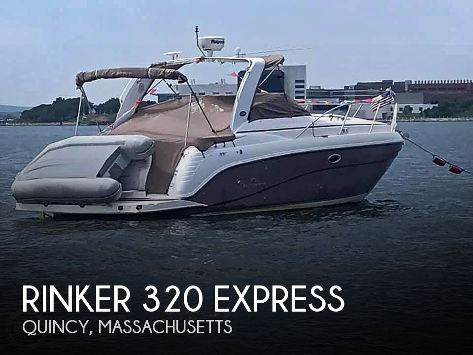 Used Rinker 320 Boats For Sale by owner | 2007 Rinker 320 Express