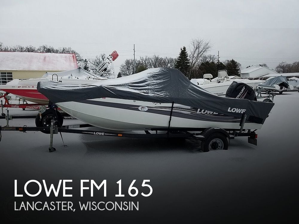 Used Lowe Fishing boats For Sale by owner | 2011 Lowe FM 165
