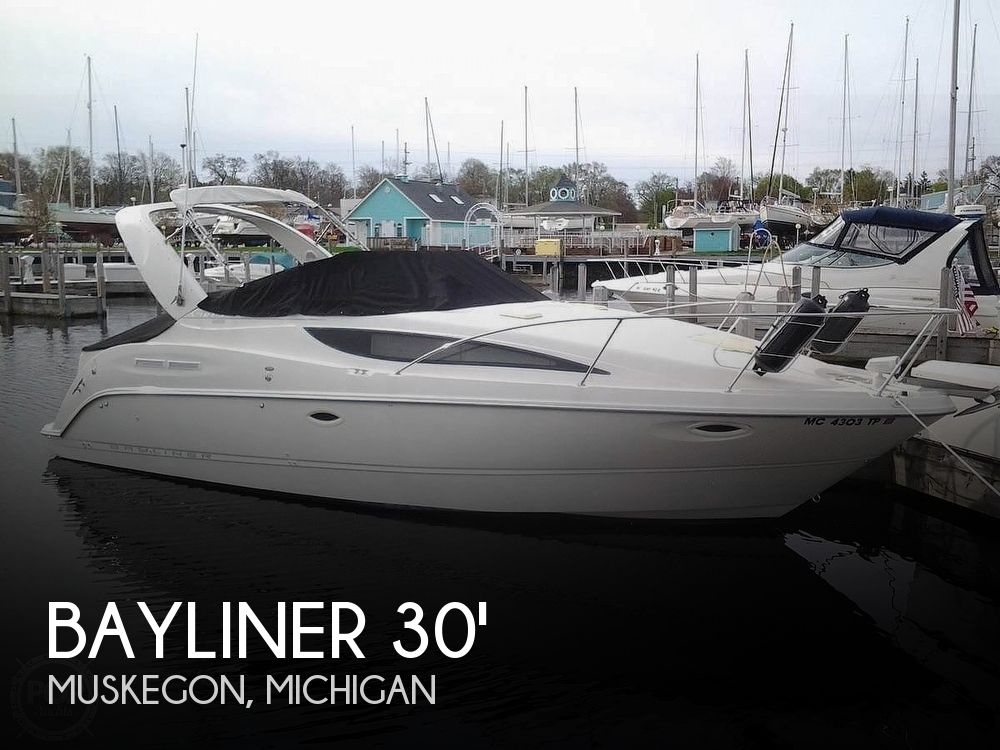 Used Bayliner Boats For Sale in Michigan by owner | 2000 Bayliner 2855 Ciera LX