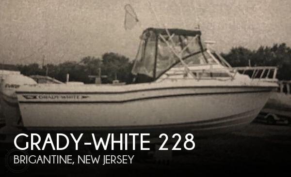 1995 Grady-White 22