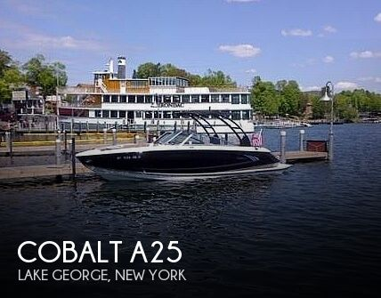 Used Boats For Sale in Albany, New York by owner | 2014 Cobalt A25