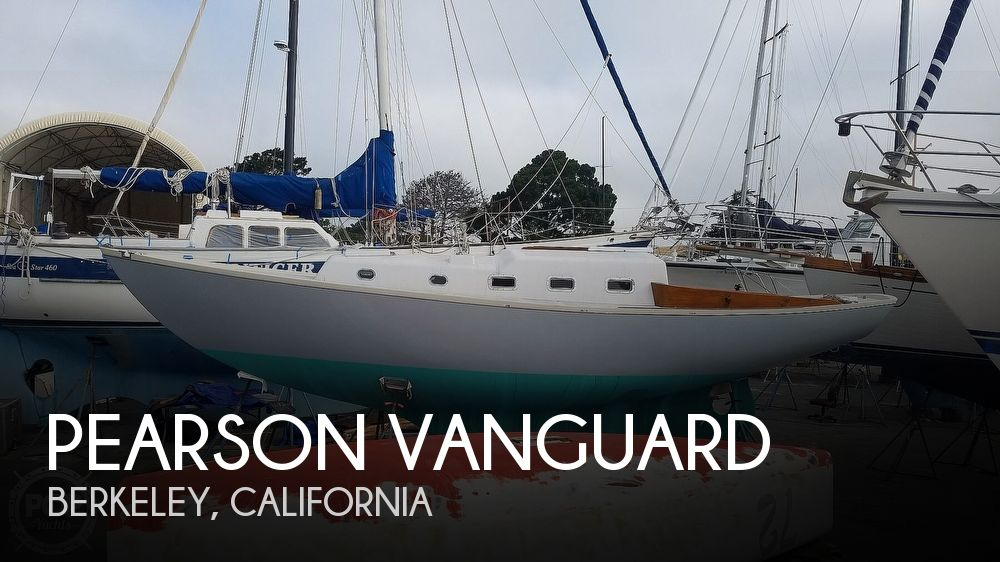 Used Tillotson   Pearson Boats For Sale in California by owner | 1964 33 foot Pearson Vanguard