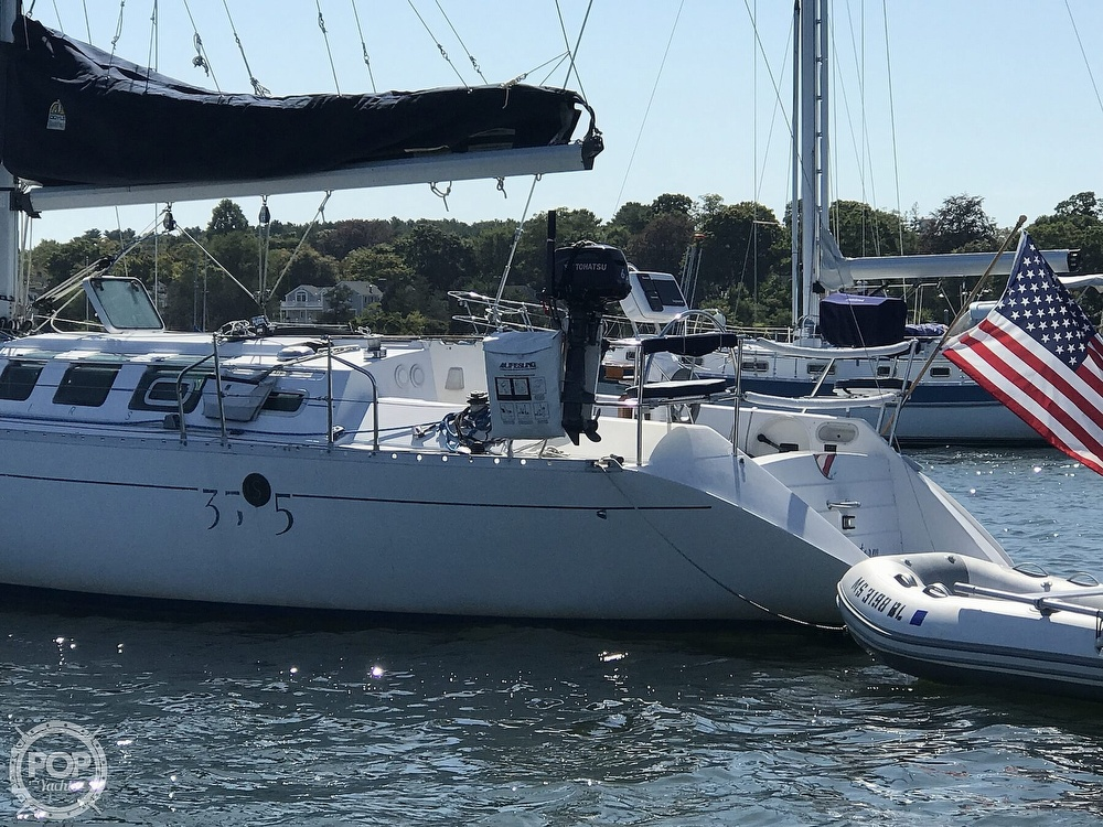 1989 Beneteau boat for sale, model of the boat is First 35s5 & Image # 11 of 40