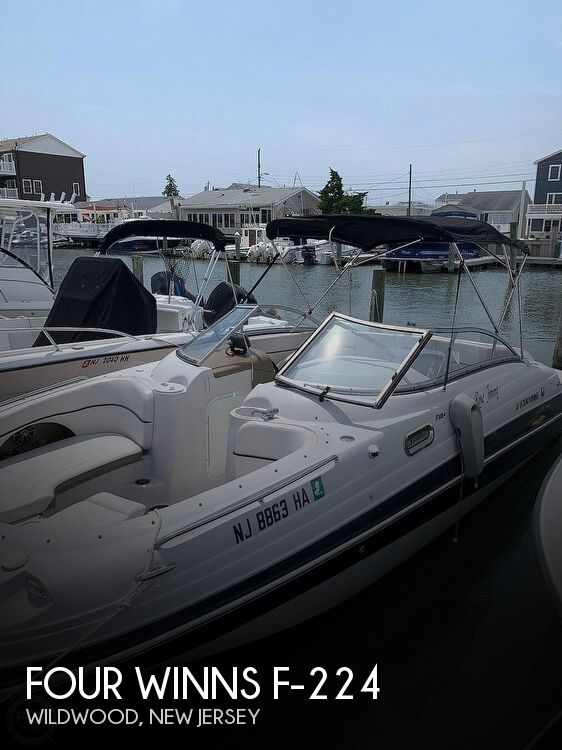 Used Four Winns 24 Boats For Sale by owner | 2008 Four Winns 224 F