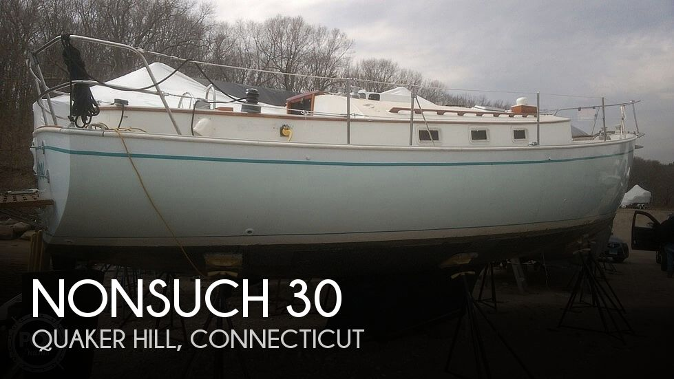Used Nonsuch Boats For Sale by owner | 1984 Nonsuch 30