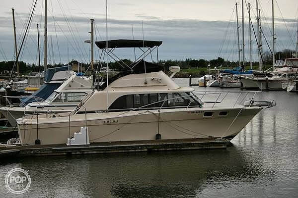 1979 Silverton boat for sale, model of the boat is 34 Convertible & Image # 3 of 24