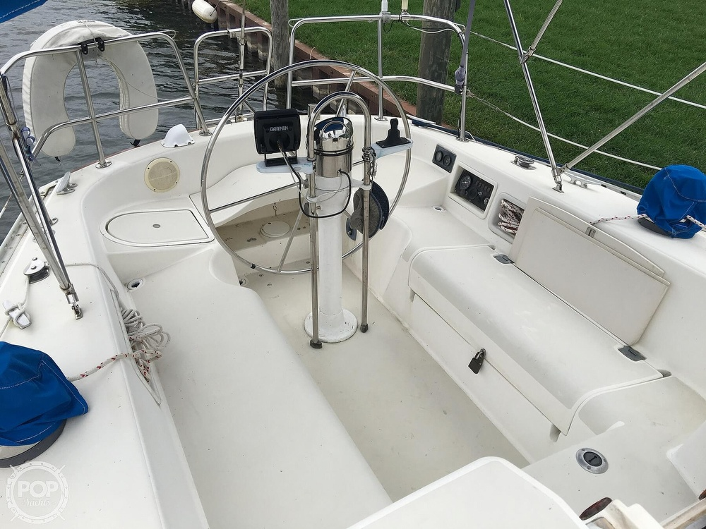 1986 Pearson boat for sale, model of the boat is 36-2 & Image # 2 of 40