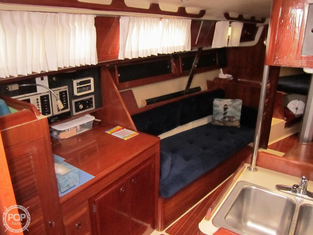 1986 Pearson boat for sale, model of the boat is 36-2 & Image # 3 of 40