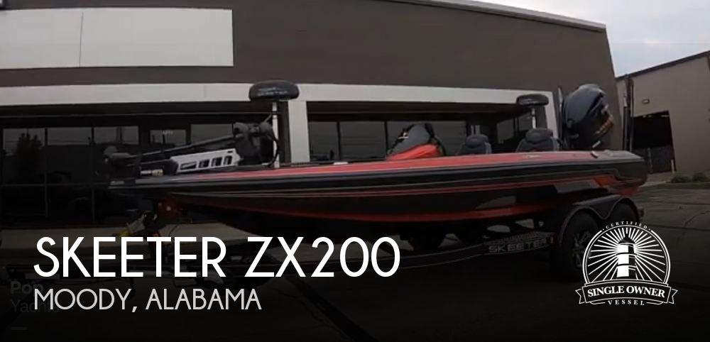 2019 SKEETER ZX200 for sale