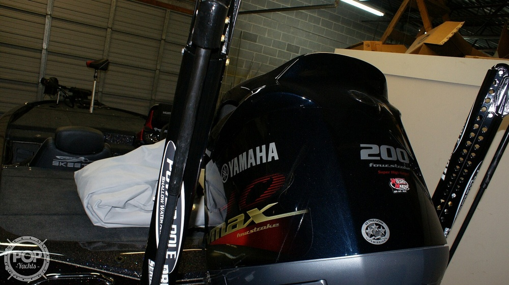 2019 Skeeter boat for sale, model of the boat is ZX200 & Image # 21 of 40