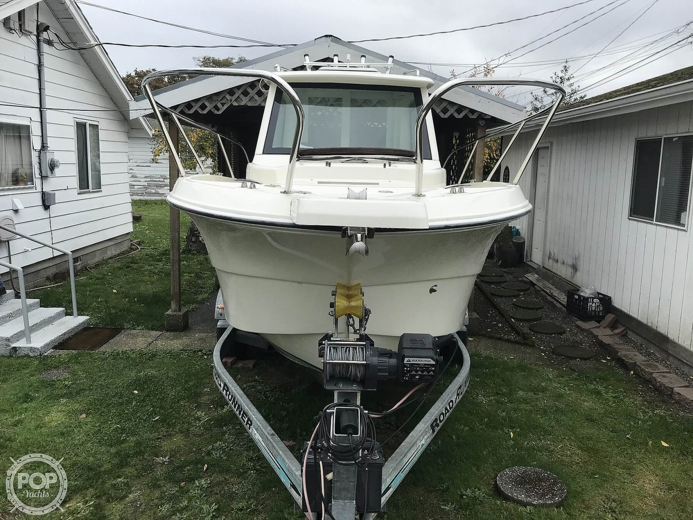 2016 Oceania boat for sale, model of the boat is 23 WA & Image # 2 of 40