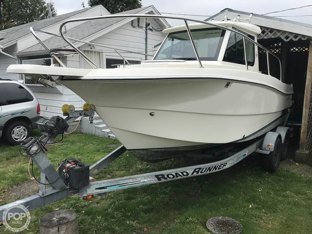 2016 Oceania boat for sale, model of the boat is 23 WA & Image # 3 of 40