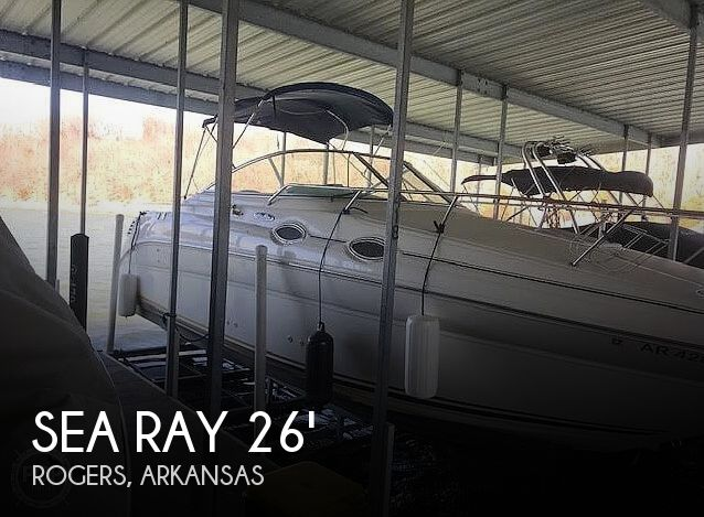 Used Boats For Sale in Springfield, Missouri by owner | 2003 Sea Ray Sundancer 260