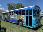 2007 Bluebird 30 tour bus - #1