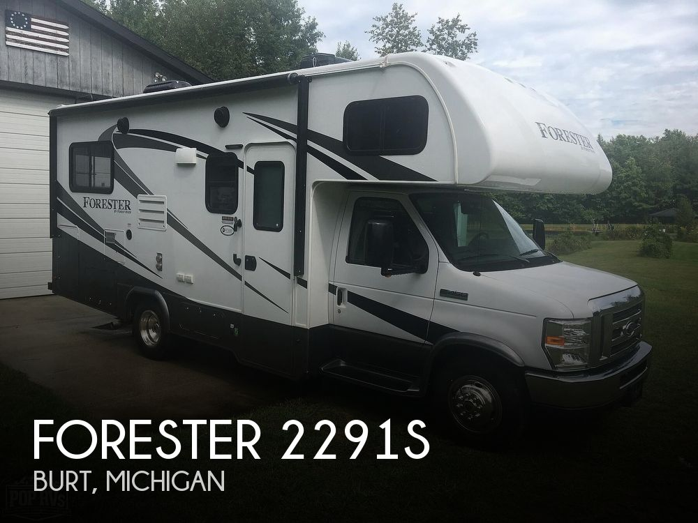 2017 Forest River Forester 2291S