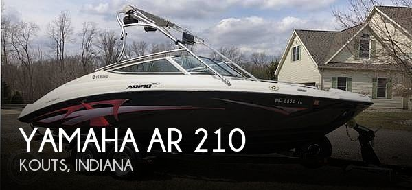 Used Boats For Sale in South Bend, Indiana by owner   2012 Yamaha 21