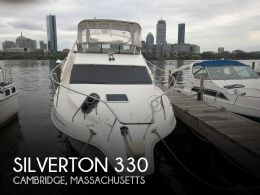2002 Silverton 330 Sports Bridge