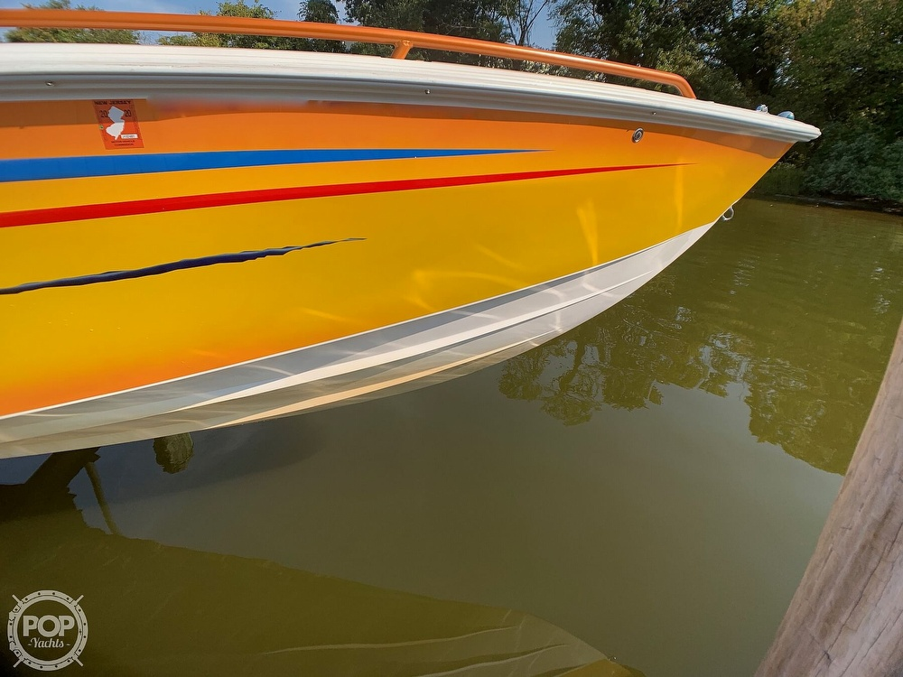 2005 Concept Marine boat for sale, model of the boat is 36 CC & Image # 16 of 40