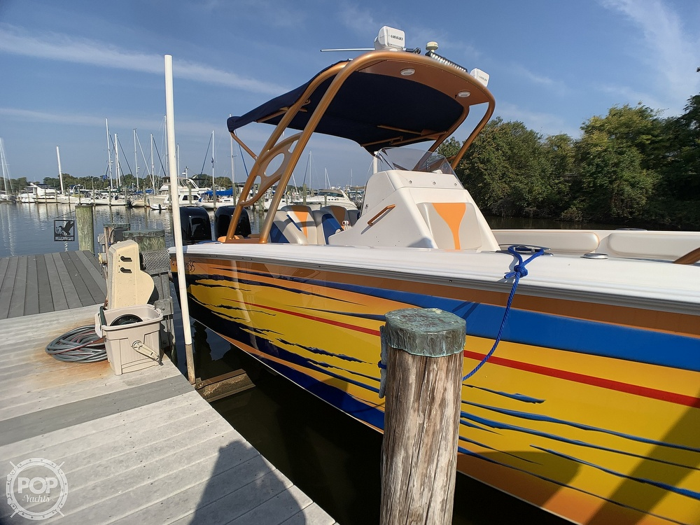 2005 Concept Marine boat for sale, model of the boat is 36 CC & Image # 18 of 40