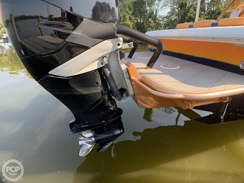 2005 Concept Marine boat for sale, model of the boat is 36 CC & Image # 26 of 40