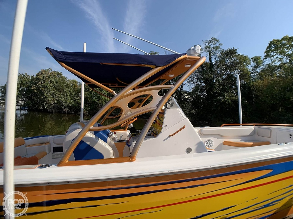 2005 Concept Marine boat for sale, model of the boat is 36 CC & Image # 34 of 40