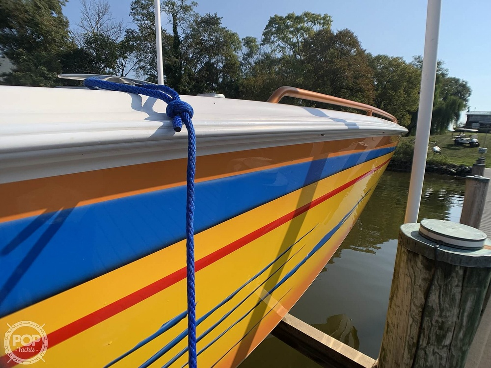 2005 Concept Marine boat for sale, model of the boat is 36 CC & Image # 31 of 40