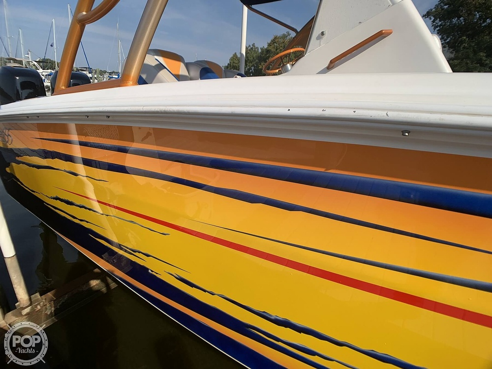 2005 Concept Marine boat for sale, model of the boat is 36 CC & Image # 32 of 40
