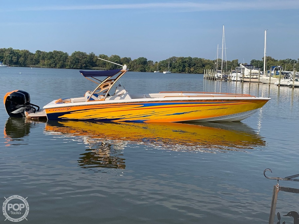 2005 Concept Marine boat for sale, model of the boat is 36 CC & Image # 37 of 40
