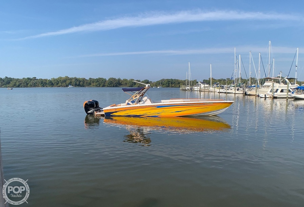 2005 Concept Marine boat for sale, model of the boat is 36 CC & Image # 38 of 40