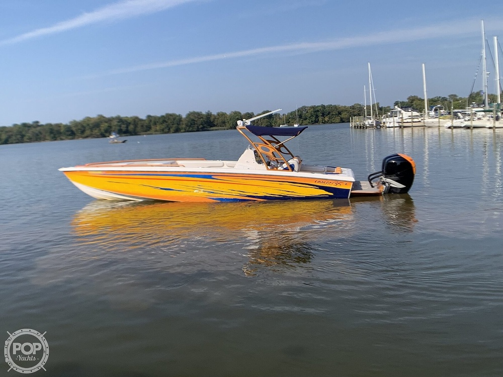 2005 Concept Marine boat for sale, model of the boat is 36 CC & Image # 39 of 40