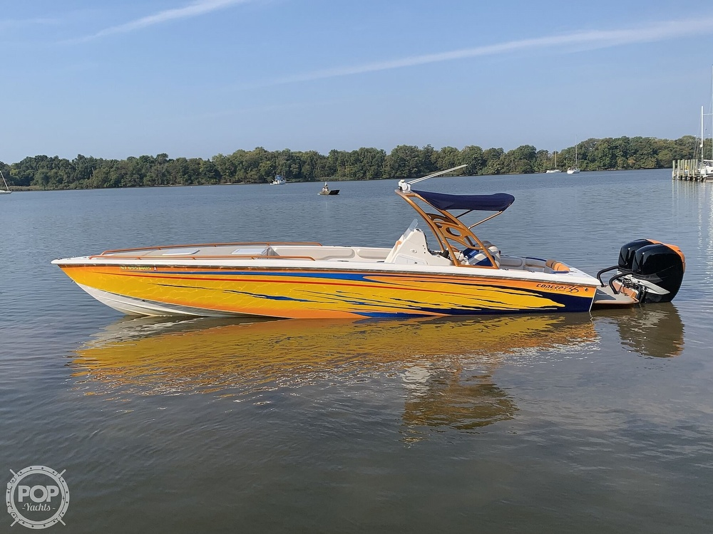 2005 Concept Marine boat for sale, model of the boat is 36 CC & Image # 2 of 40