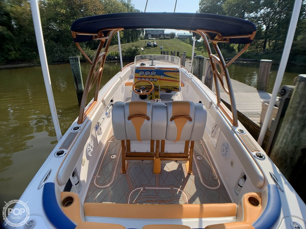 2005 Concept Marine boat for sale, model of the boat is 36 CC & Image # 4 of 40