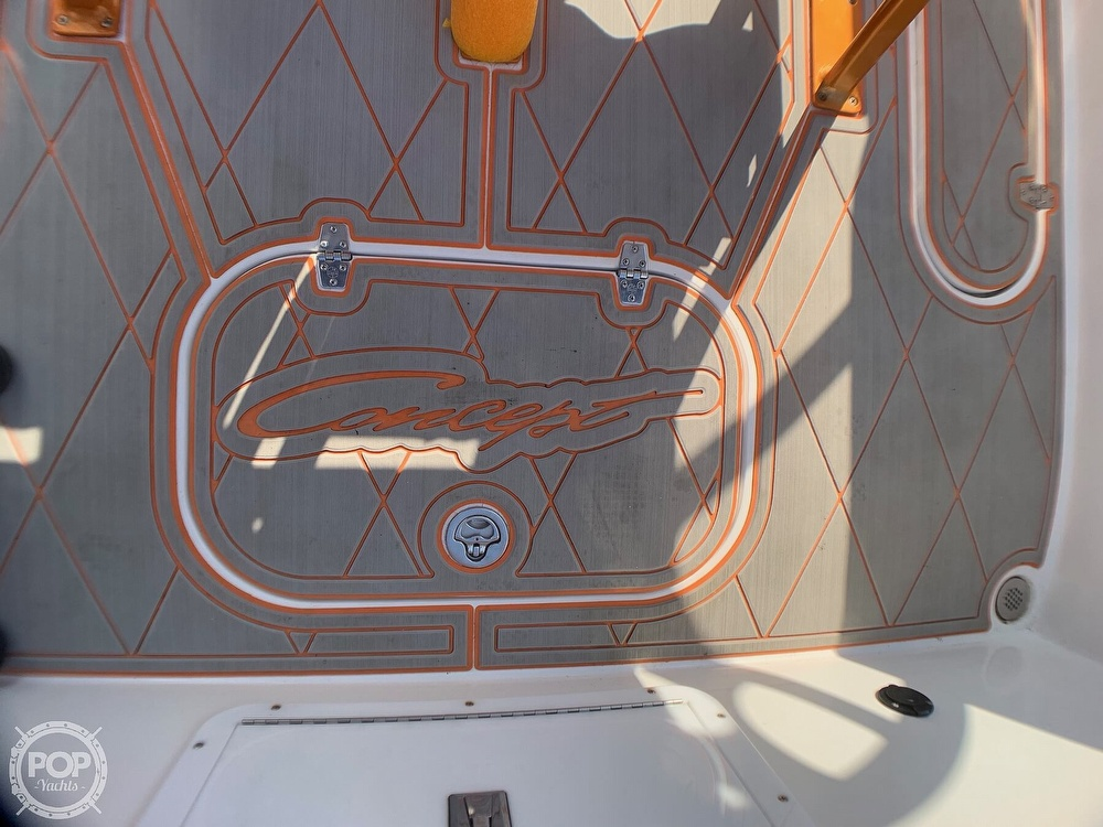 2005 Concept Marine boat for sale, model of the boat is 36 CC & Image # 15 of 40