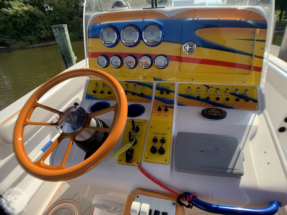 2005 Concept Marine boat for sale, model of the boat is 36 CC & Image # 10 of 40
