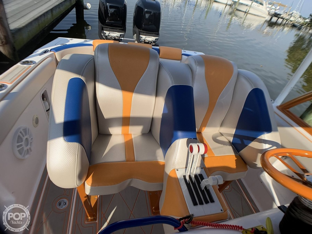 2005 Concept Marine boat for sale, model of the boat is 36 CC & Image # 9 of 40