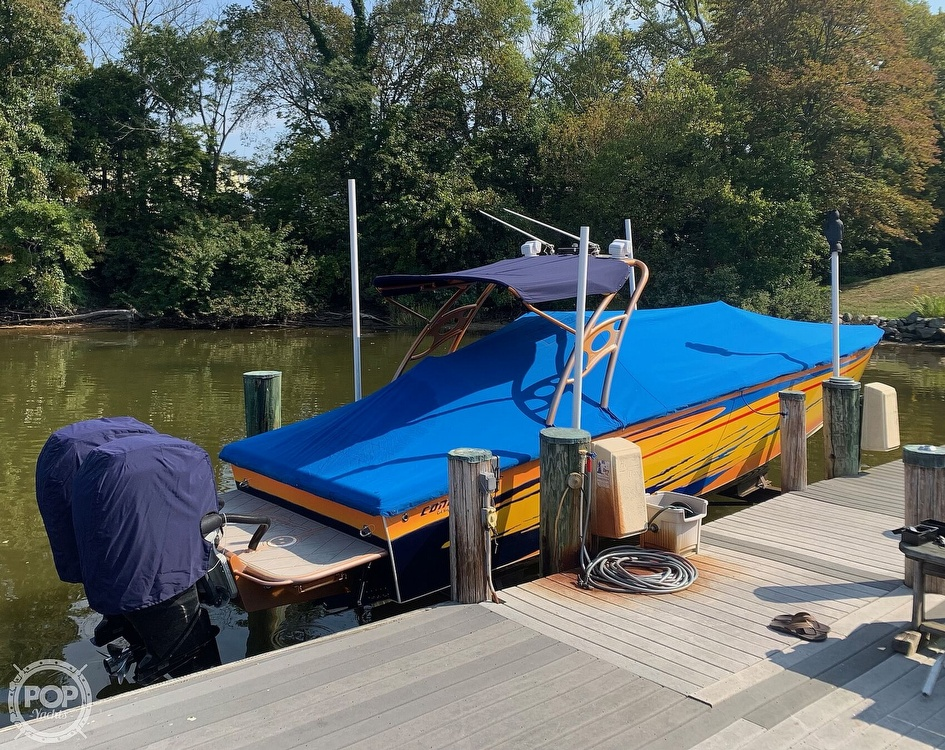 2005 Concept Marine boat for sale, model of the boat is 36 CC & Image # 11 of 40