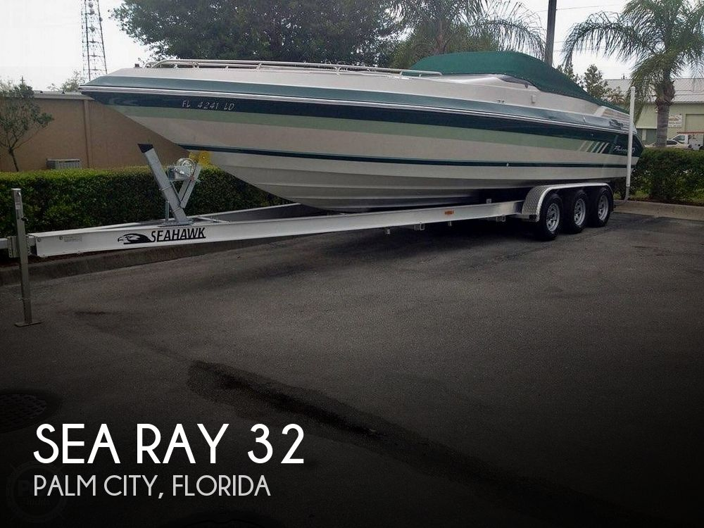 Used Sea Ray 32 Boats For Sale by owner | 1988 Sea Ray 32