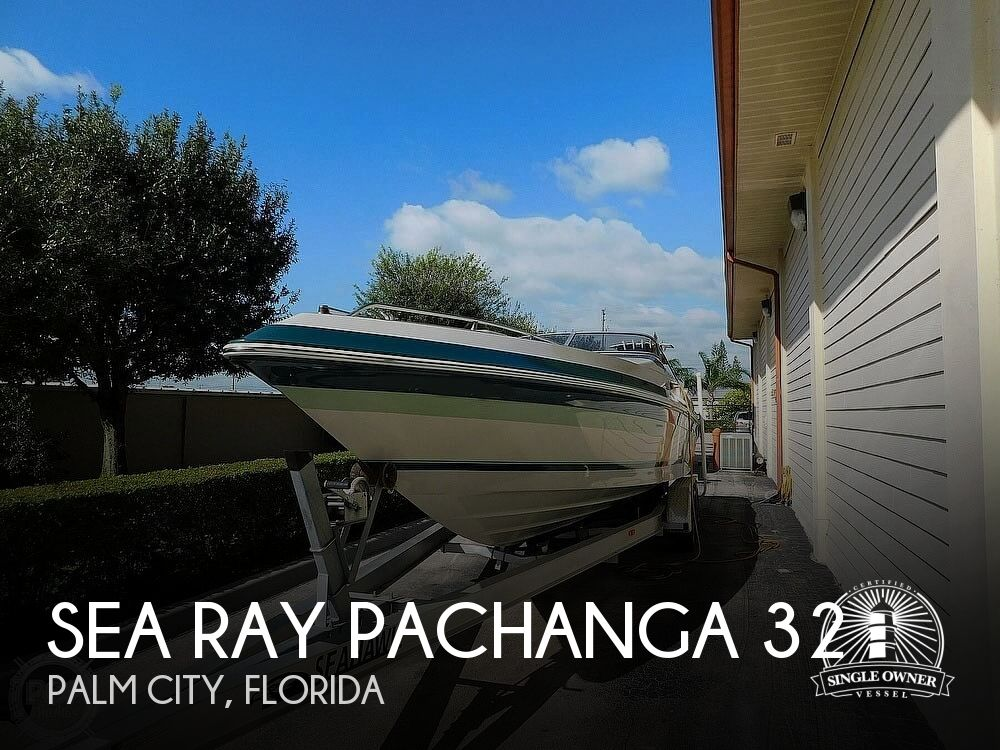 1988 SEA RAY PACHANGA 32 for sale
